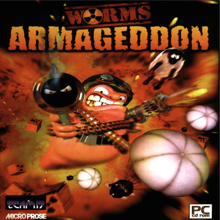 Worms Armagedon - náhled